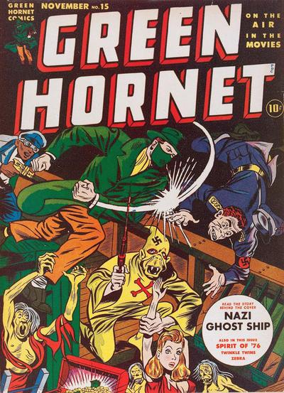 Green Hornet Comics Vol 1 15