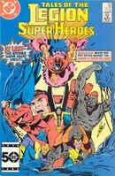 Legion of Super-Heroes Vol 2 326