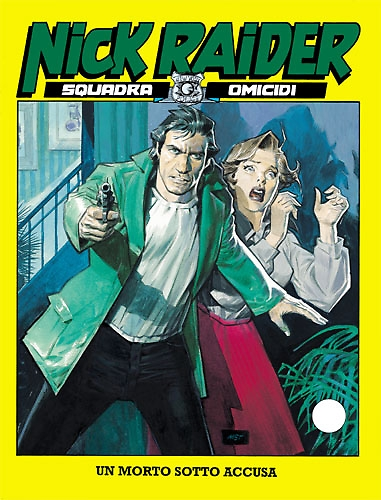 Nick Raider Vol 1 152