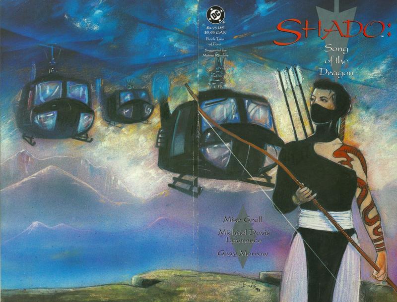 Shado: Song of the Dragon Vol 1 2