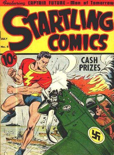 Startling Comics Vol 1 8
