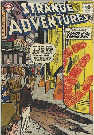 Strange Adventures Vol 1 82