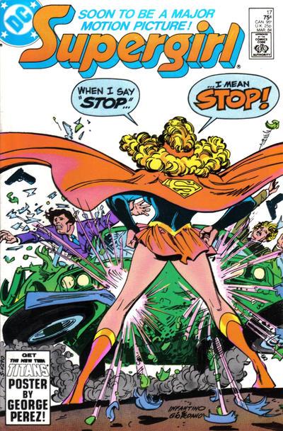 Supergirl Vol 2 17