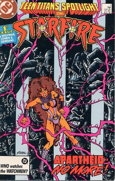 Teen Titans Spotlight Vol 1 1