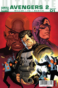 Ultimate Comics Avengers 2 Vol 1 1