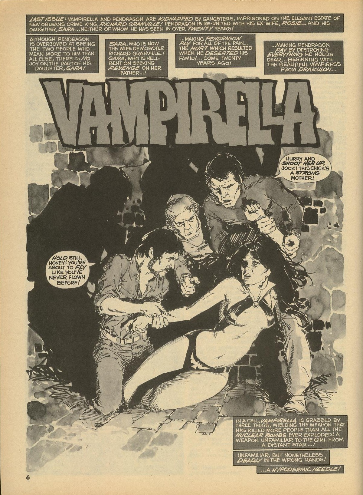 Vampirella Vol 1 25