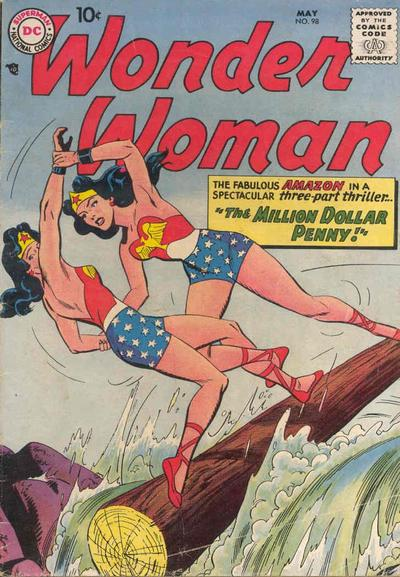 Wonder Woman Vol 1 98