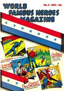 World Famous Heroes Magazine Vol 1 2