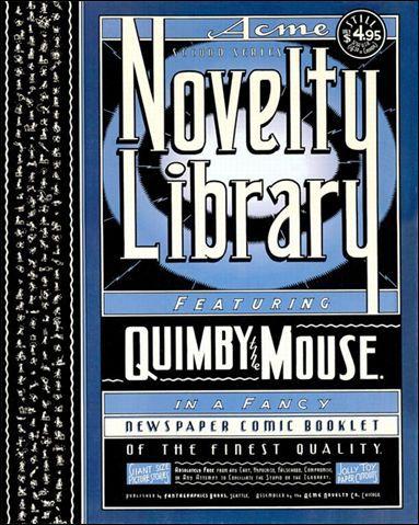 Acme Novelty Library Vol 1 2