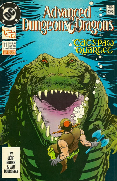 Advanced Dungeons and Dragons Vol 1 11