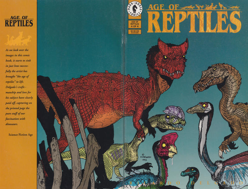 Age of Reptiles Vol 1 4