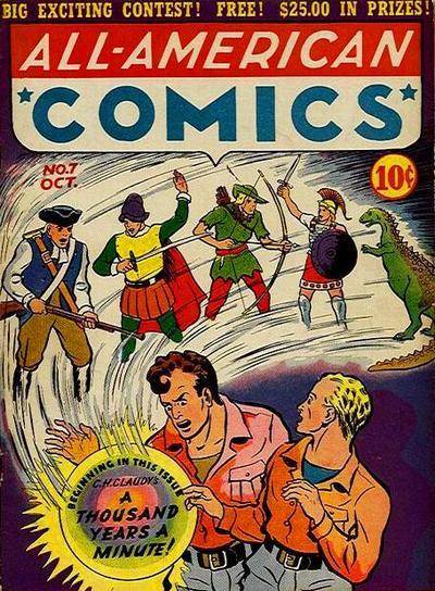 All-American Comics Vol 1 7