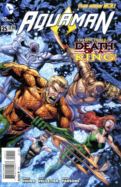 Aquaman Vol 7 25