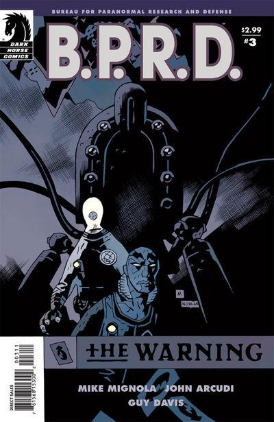 B.P.R.D.: The Warning Vol 1 3