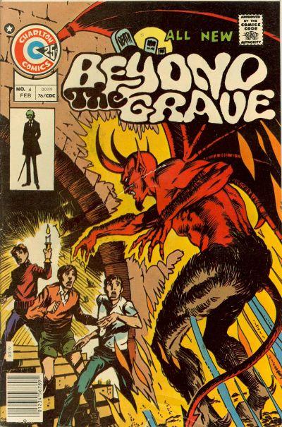 Beyond the Grave Vol 1 4