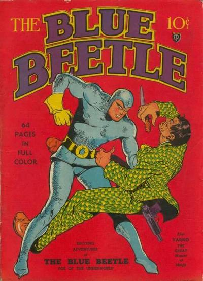 Blue Beetle (Fox) Vol 1 1