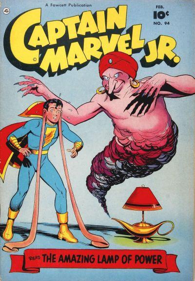 Captain Marvel, Jr. Vol 1 94