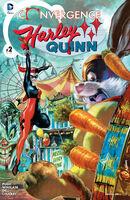 Convergence Harley Quinn Vol 1 2
