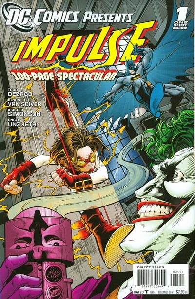 DC Comics Presents: Impulse Vol 1 1