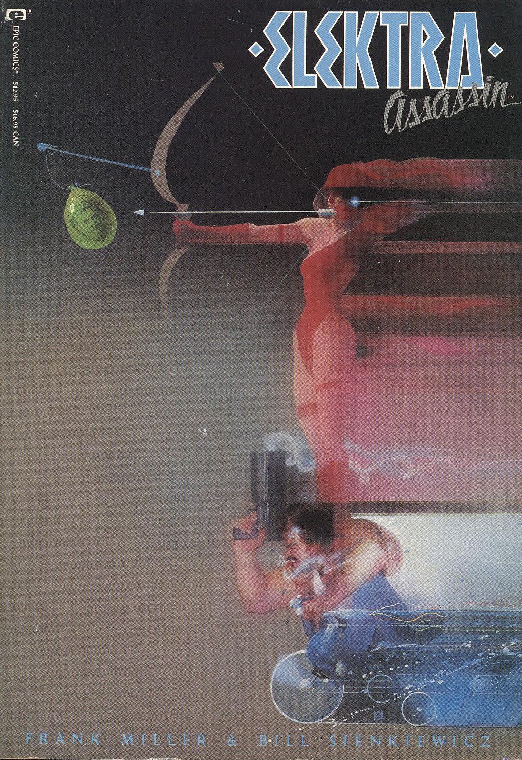 Elektra: Assassin TPB Vol 1