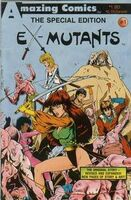 Ex-Mutants The Special Edition Vol 1 1