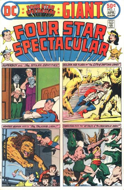 Four-Star Spectacular Vol 1 1
