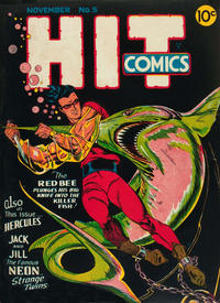 Hit Comics Vol 1 5