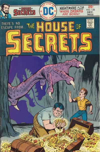 House of Secrets Vol 1 138