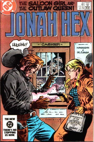 Jonah Hex Vol 1 88