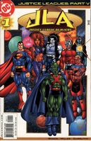 Justice Leagues Justice League of Aliens Vol 1 1