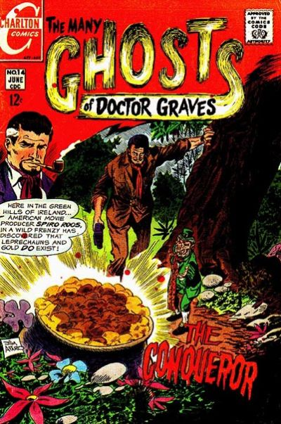 Many Ghosts of Dr. Graves Vol 1 14