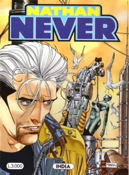 Nathan Never Vol 1 75