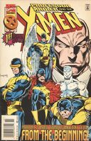 Professor Xavier and the X-Men - Over The Edge Flipbook Vol 1 1