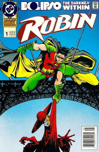 Robin Annual Vol 4 1