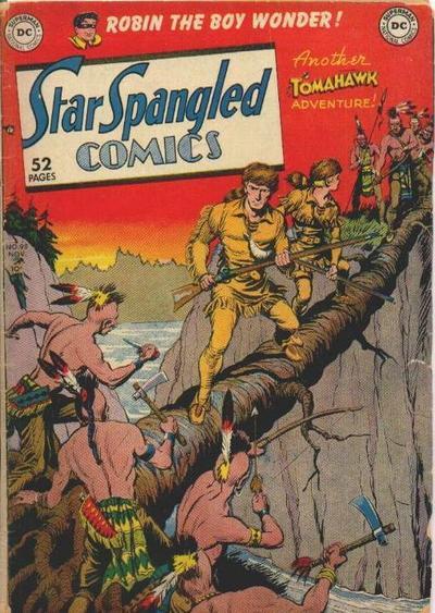 Star-Spangled Comics Vol 1 98
