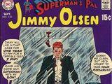 Superman's Pal, Jimmy Olsen Vol 1 123