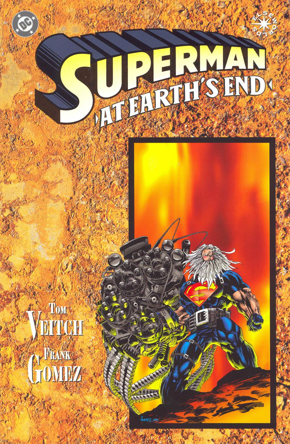 Superman: At Earth's End Vol 1 1