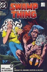 Swamp Thing Vol 2 59