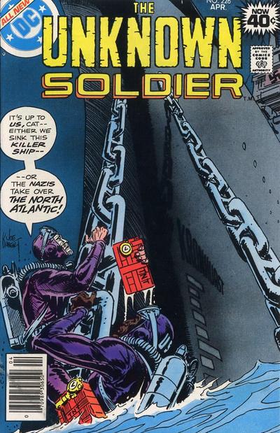 Unknown Soldier Vol 1 226
