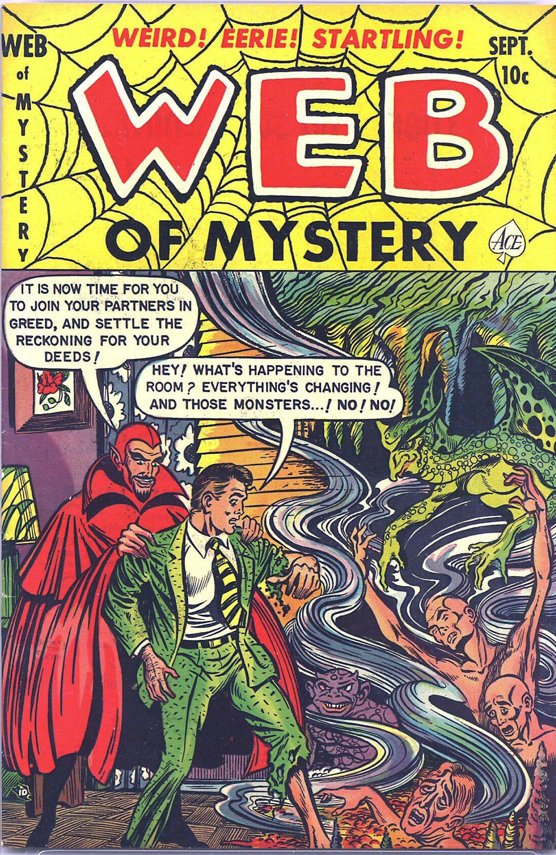 Web of Mystery Vol 1 13