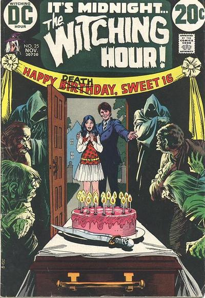 Witching Hour Vol 1 25