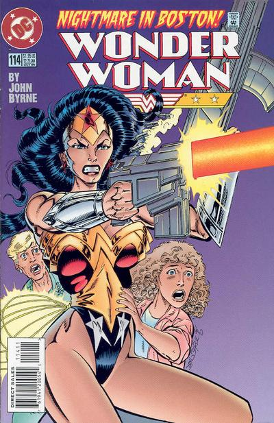 Wonder Woman Vol 2 114