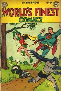 World's Finest Vol 1 68