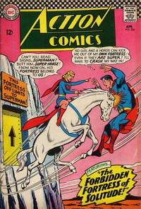 Action Comics Vol 1 336