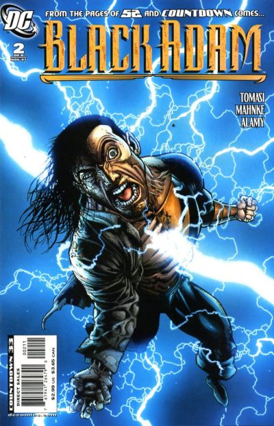 Black Adam: The Dark Age Vol 1 2