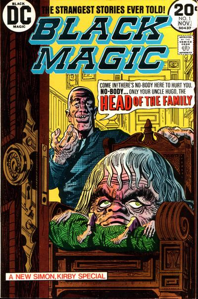 Black Magic (DC) Vol 1 1