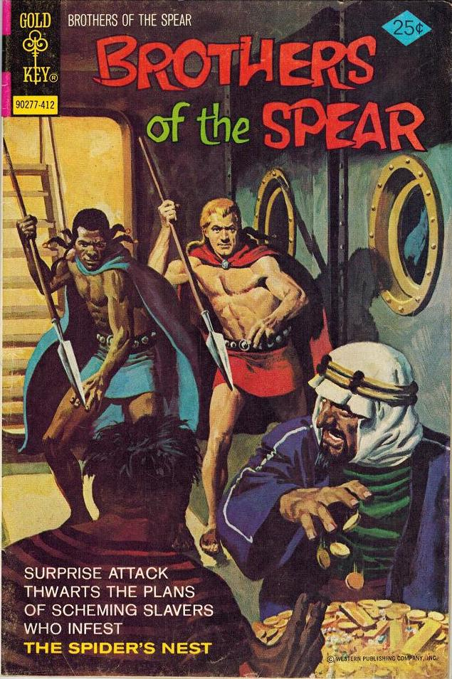 Brothers of the Spear Vol 1 11