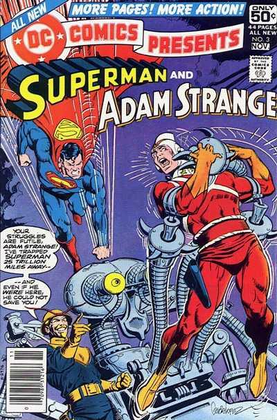 DC Comics Presents Vol 1 3