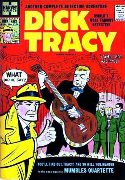 Dick Tracy Vol 1 120