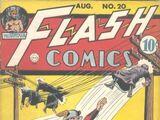 Flash Comics Vol 1 20